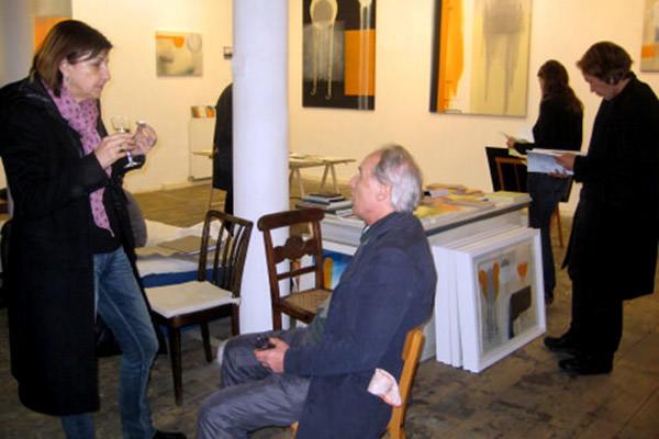 IN SITU bei Ulrich Plieschnig