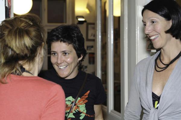 IN SITU bei Letizia Werth, Foto Eva Wahl