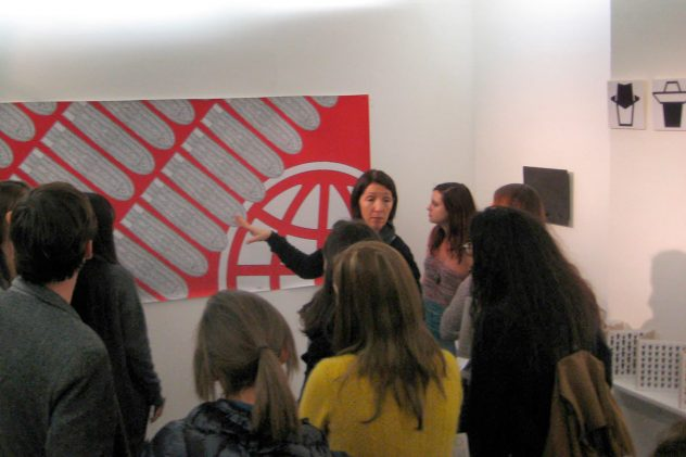 Guided Tour im Austrian Cultural Forum London (UK)