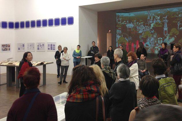 Zeitlose Zeichen, Künstlerhaus 2012