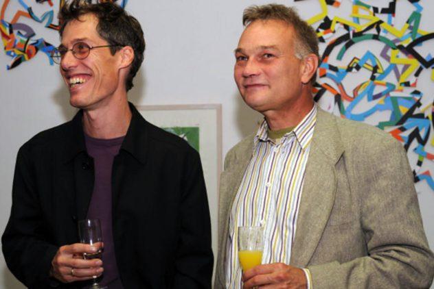 Chris Barber mit Lucas Gehrmann