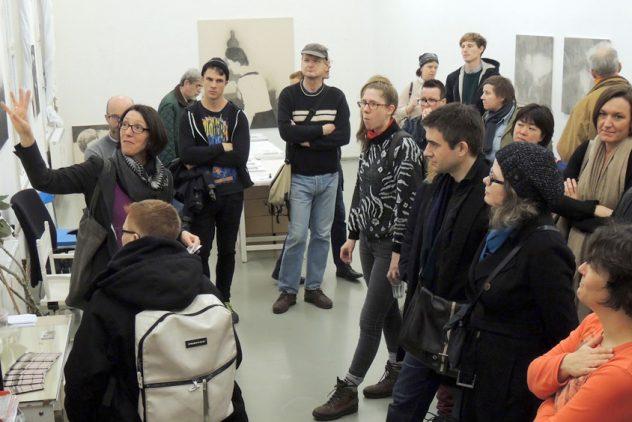 Ateliers Wattgasse Novbember 2014