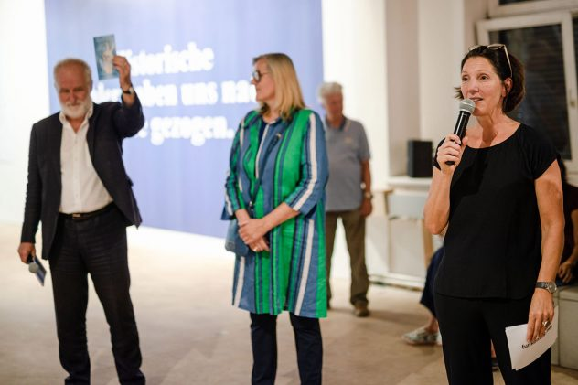 2018-09-EÖ Sold Out Künstlerhaus 1050 Ankündigung Funkenflug 11 und 12 (c) Künstlerhaus