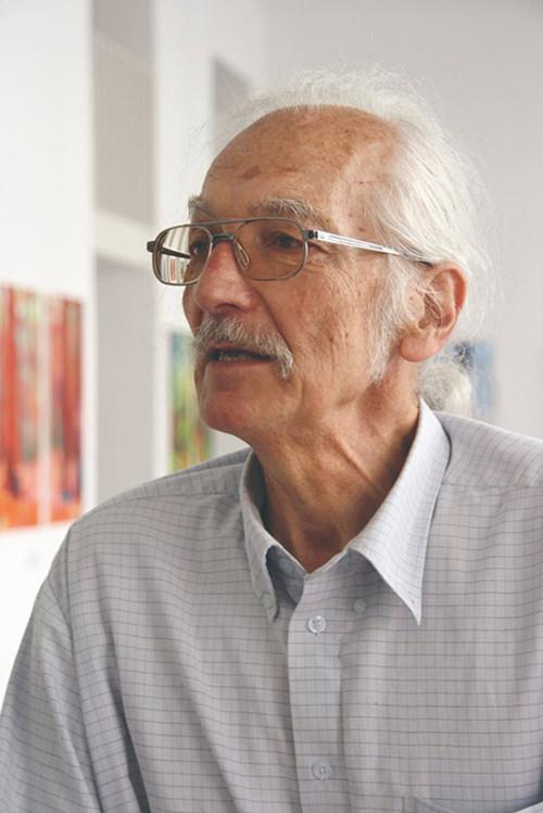 Walter Angerer-Niketa -  Foto Pepo Schuster