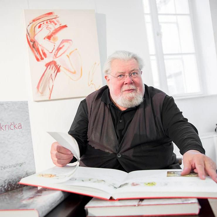 Ernst Skircka, Foto Martin Hörmandinger