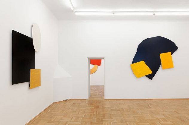 Imi Knöbel: Drachenlinien, 2017, Galerie Nächst St. Stephan Rosemarie Schwarzwälder