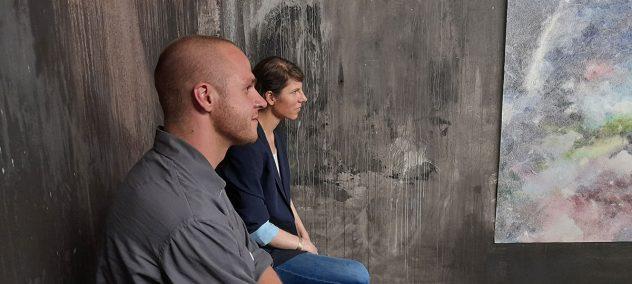Artist Talk Linda Berger mit Jeremias Altman